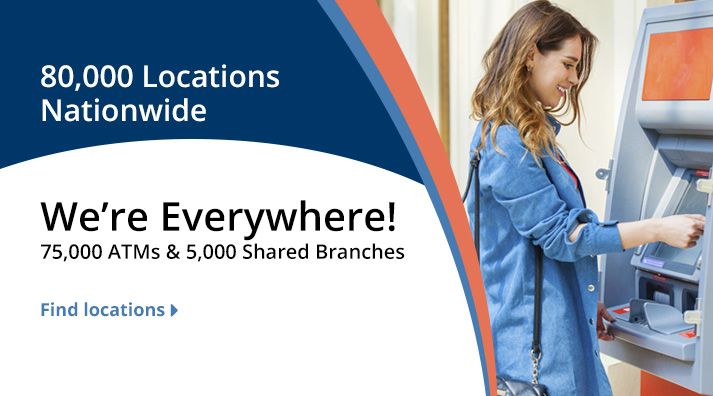 Find a RiverLand FCU ATM near you