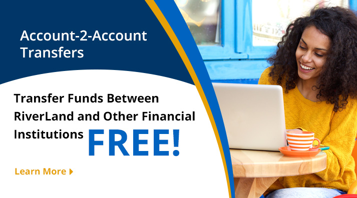 RiverLand FCU Account-2-Account Transfer