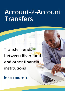 Riverland Federal Credit Union Account Transfers