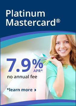 Riverland Federal Credit Union Platinum MasterCard