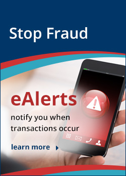 Riverland Federal Credit Union eAlerts