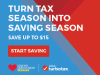 Turbo Tax Credit Union Discount