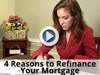 4 Reasons to Refinance Your Mortgage