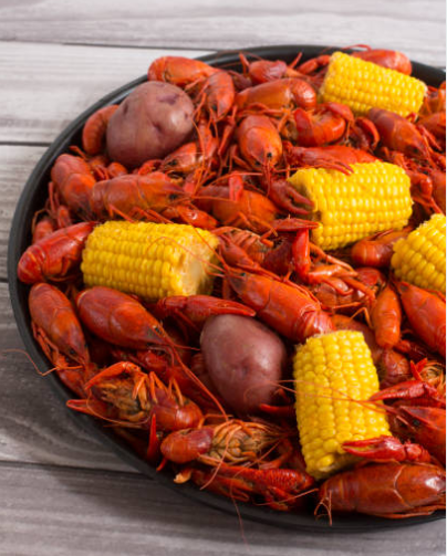 Annual Meeting Crawfish Image
